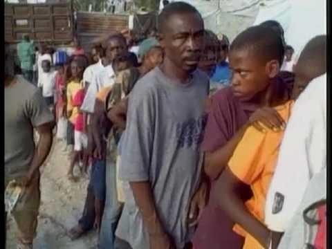 Haiti: Food aid continues
