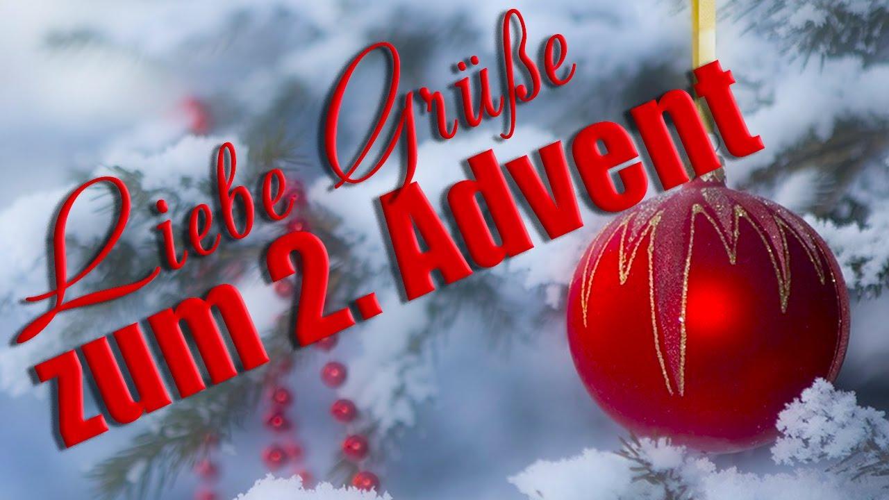 Grüße 2. Advent