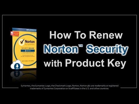 how-to-renew-norton-security-with-product-key