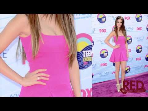 Selena Gomez's Teen Choice Awards 2012 Style: The Details!