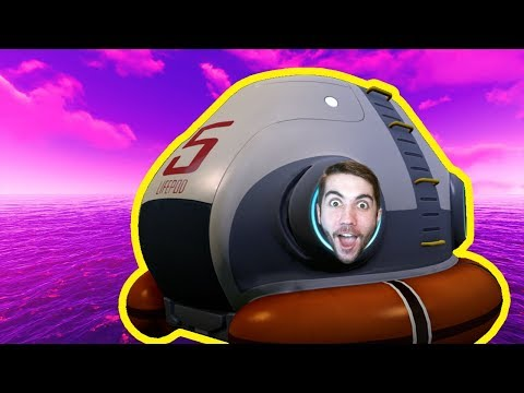 FINDING THE MISSING LIFEPODS! | Subnautica - Part 9 (Full Release)