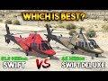 GTA 5 ONLINE : SWIFT VS SWIFT DELUXE (WHICH IS BEST?)