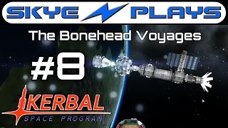 Kerbal Space Program 8 ► New Space Station For Mun! ◀ Ksp Gameplay