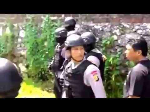 Video Lengkap Penangkapan Amokrane Sabet