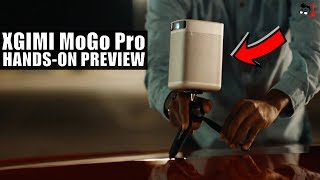 XGIMI MoGo Pro: The Best Portable Projector 2019! PREVIEW