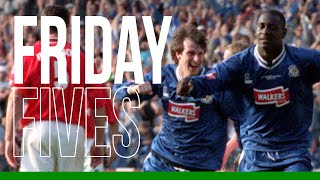 Friday Fives: Leicester City Comeback Goals