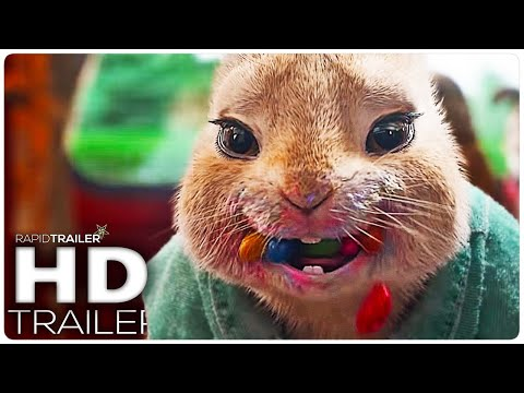 PETER RABBIT 2 Official Trailer #2 (2020) Margot Robbie, James Corden Animated Movie HD