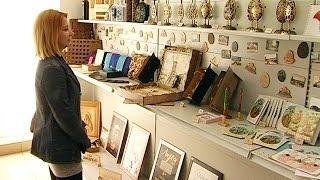 Магазин унікальних подарунків відкрили у Коломиї(, 2016-05-18T15:06:27.000Z)