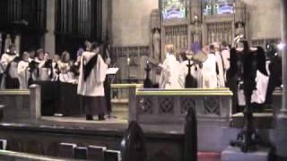 Psalm 8, Anglican Chant - Walmisley
