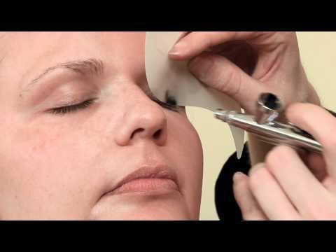 Air Brush Make Up - Gentle Laser Skin Care Center