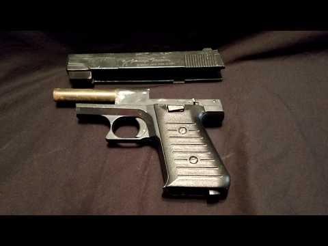 JIMENEZ / JENNINGS 9mm