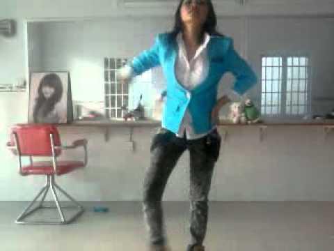 nhảy lovey dovey....♥♥