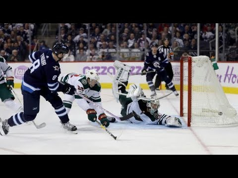 Top NHL Pick Winnipeg Jets vs Minnesota Wild Stanley Cup Playoffs 4/11/18 Hockey
