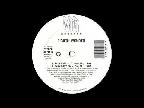 Eighth Wonder - Baby Baby (12'' Dance Mix) 1988