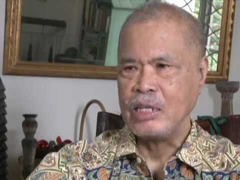 WATCH: Interview with Cirilo Bautista, National Artist for Literature
