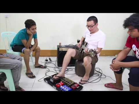 Guitar Lesson & Effects for Worship