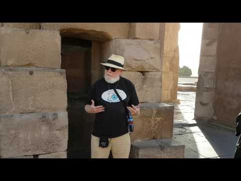 HAKIM'S INITIATION TO FACE YOUR FEARS IN EGYPT WITH STEPHEN MEHLER