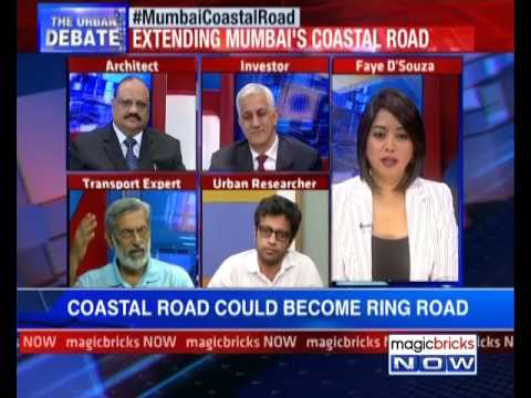 Extending Mumbai's Coastal Road – The Urban Debate