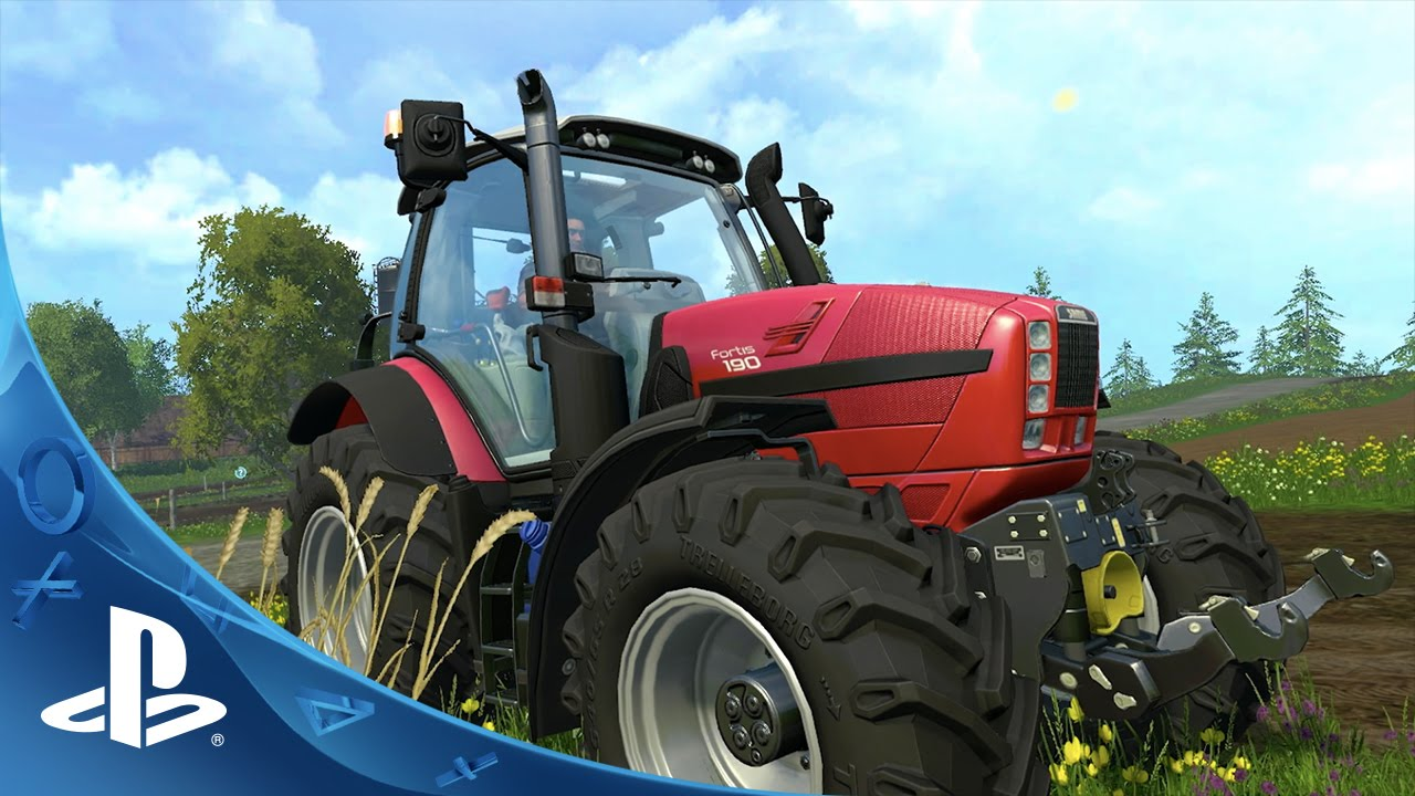 farming simulator 15 review ps4