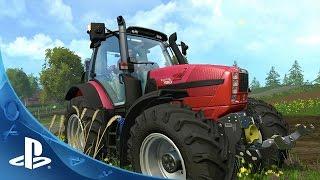 farming Simulator 15 Launch Trailer  PS4, PS3
