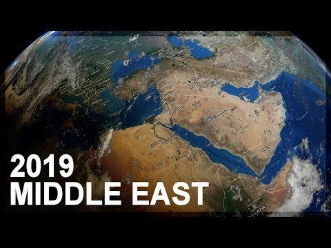 Geopolitical analysis for 2019: Middle East