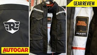 Royal Enfield Darcha Touring Jacket   Gear Review   Autocar India