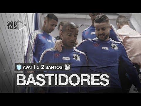AVAÍ 1 X 2 SANTOS | BASTIDORES | BRASILEIRÃO (06/11/19)