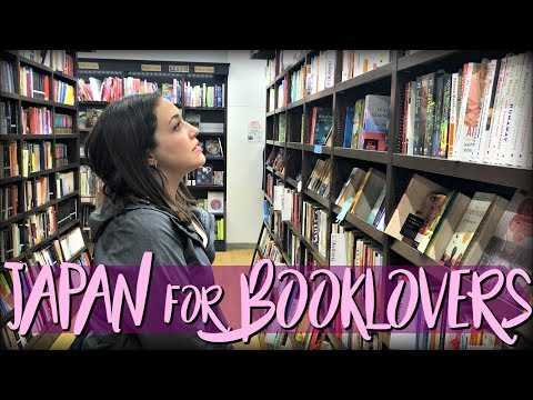 Japan For Booklovers