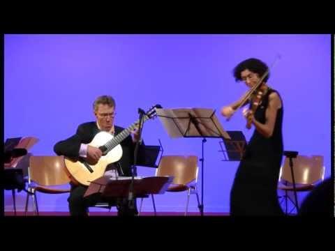 Eliot Fisk and Chiara Morandi play