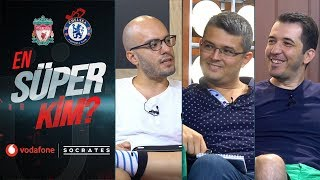 En Süper Kim? Liverpool-Chelsea #VodafoneCalling 🏟️