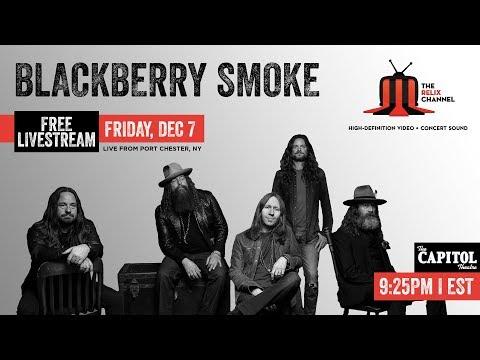 Blackberry Smoke :: 12/7/18 :: The Capitol Theatre :: Sneak Peek