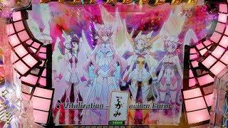 CR戦姫絶唱シンフォギア  楽曲リーチでVitalization!