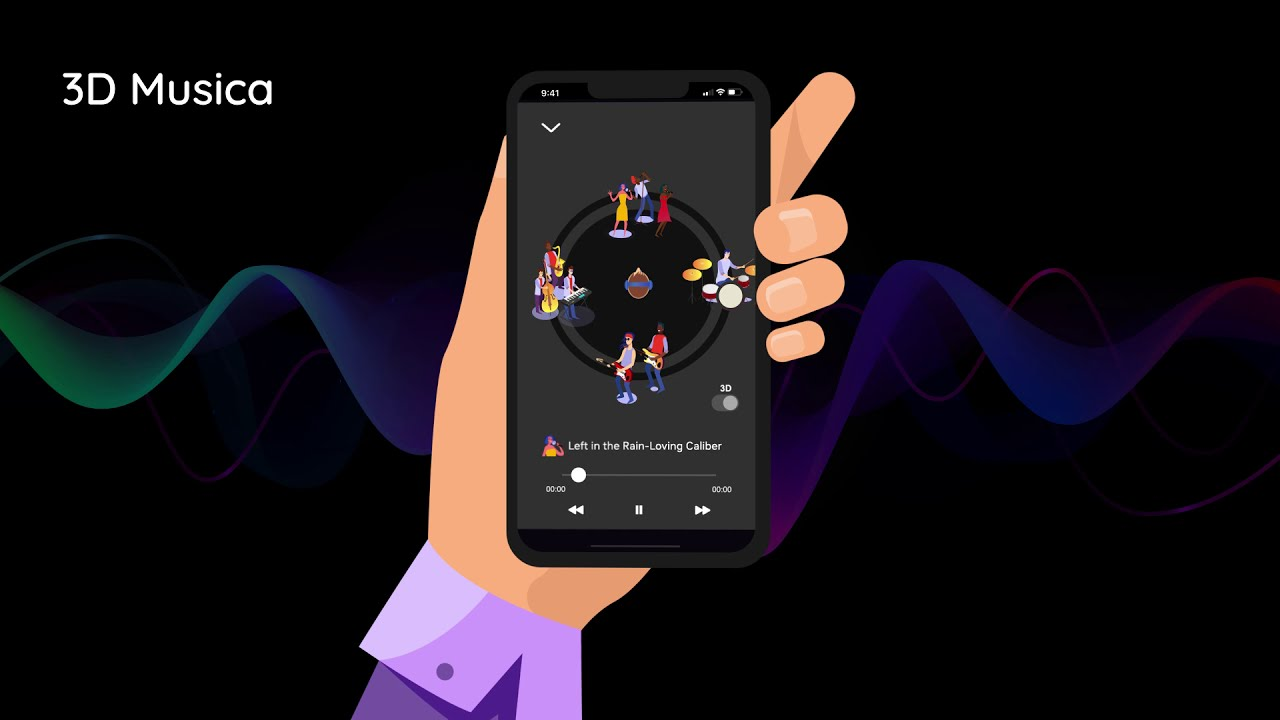 3d Musica An Ai Powered App Converts Stereo To Incredible Soundstage Music Youtube