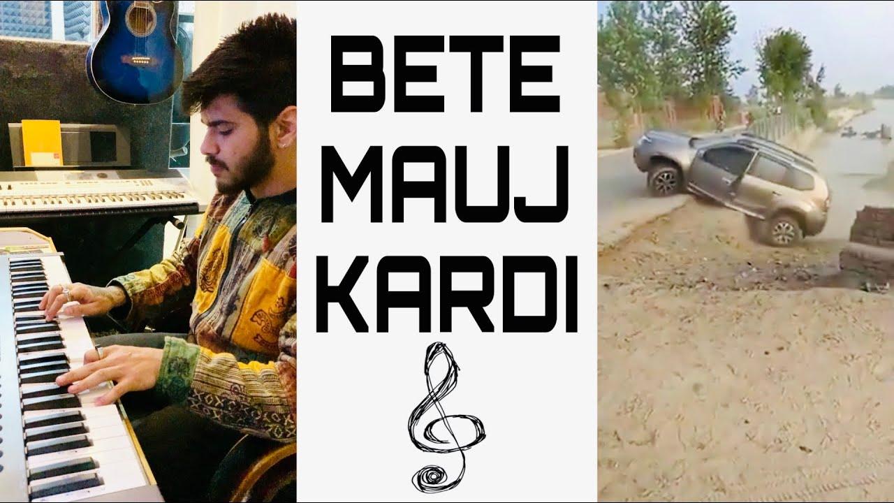 Download BETE MAUJ KARDI   HEAVY DRIVER   LATEST MEME SONG - UlluMinati NATION #betemaujkardi