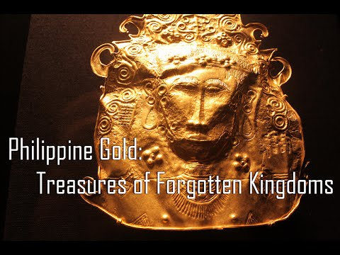 Philippine Gold: Treasures of Forgotten Kingdoms Exhibit