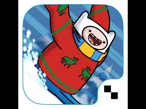 Ski Safari Adventure Time Android/iOS Gameplay - Candy Kingdom