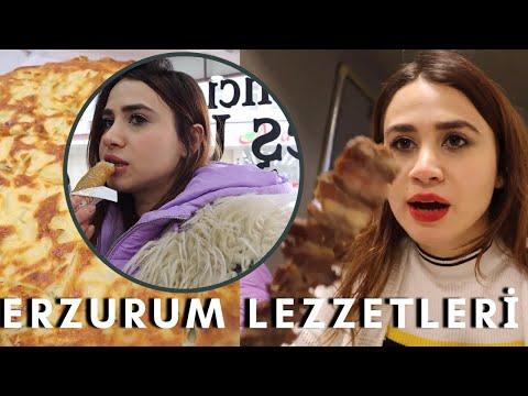 Erzurum Sokak Lezzetleri Yemeyen Pişman!