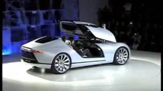 EXPERIMENTAL World premier Saab Concept Car Aero X ||