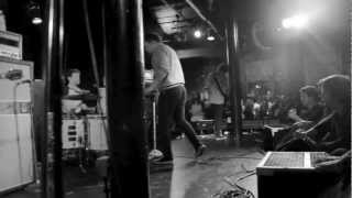 The Chariot Speak Live 12/8 Providence, RI