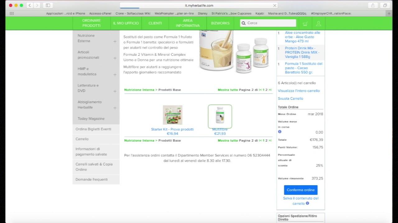 prodotti herbalife x dimagrire