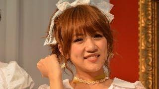 AKB48の高橋みなみ(23)、柏木由紀(22)らが29日、東京・ベルサール秋葉原であす30日から開催される展覧会『AKB48選抜総選挙ミュージアム』のオープニング ...