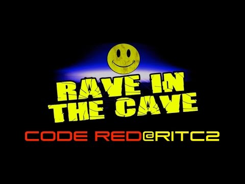 CODE RED@RAVE IN THE CAVE 2!!! FULL SET!!!