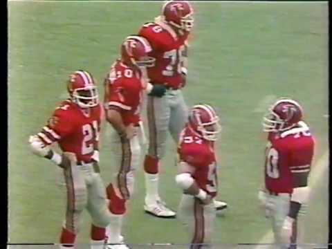 1980 Falcons @ Patriots