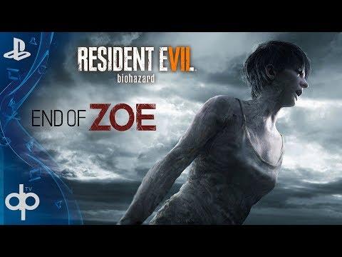 Resident Evil 7 End of Zoe Gameplay Español Parte 1 y Final (DLC Completo) | John Baker 1080p