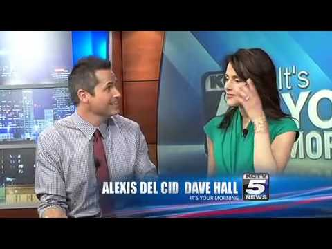 alexis del cid amp dave hall kctv5 it s your morning   youtube