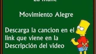 Movimiento Alegre - La Mane - Musica Infantil