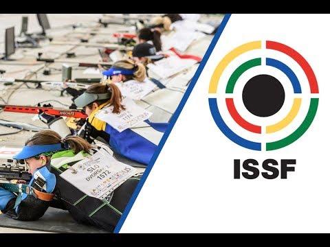 50m Rifle 3 Positions Women Final - 2018 ISSF World Cup in Guadalajara (MEX)