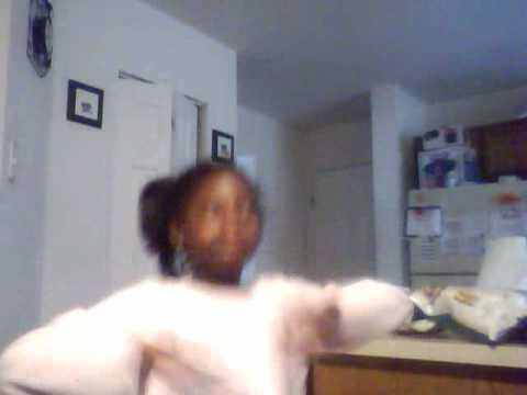 Little Girl's 1st webcam experience/Wendy Williams