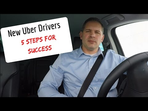 How to Register with Uber 2017