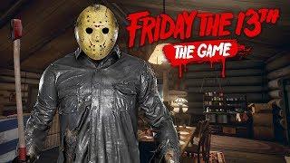 КАК ТУТ ВЫЖИТЬ?! - Friday the 13th: The Game